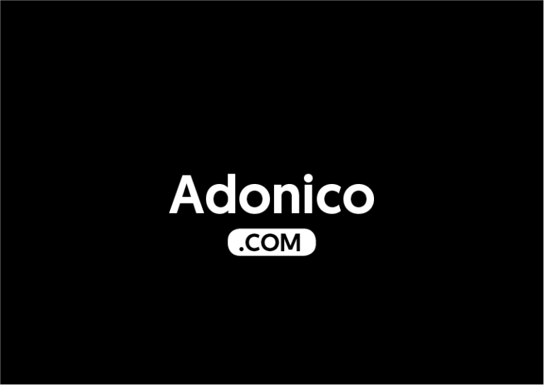 Adonico.com is for sale