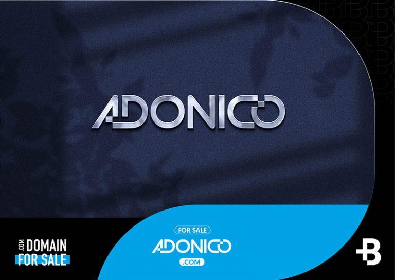 Adonico.com is for sale