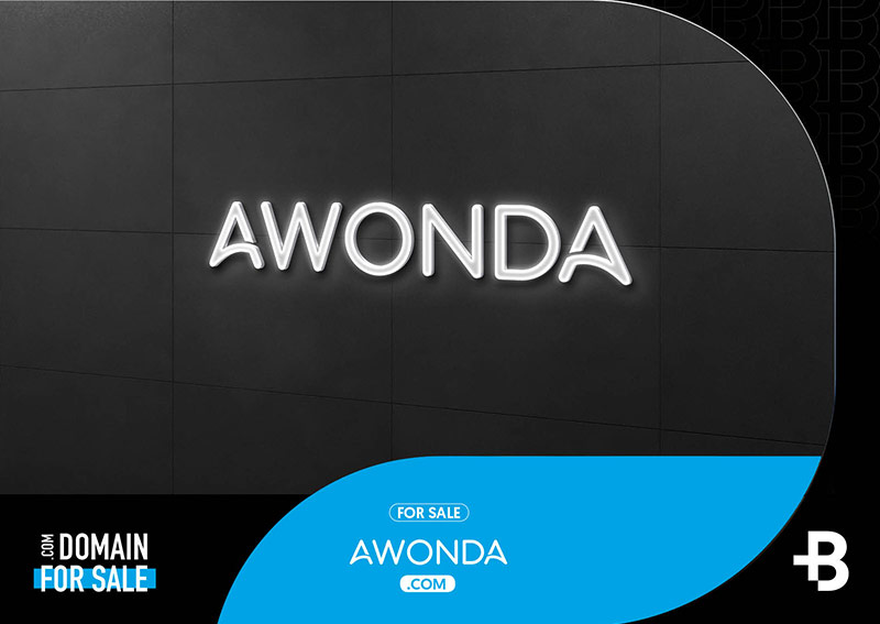 Awonda.com is for sale