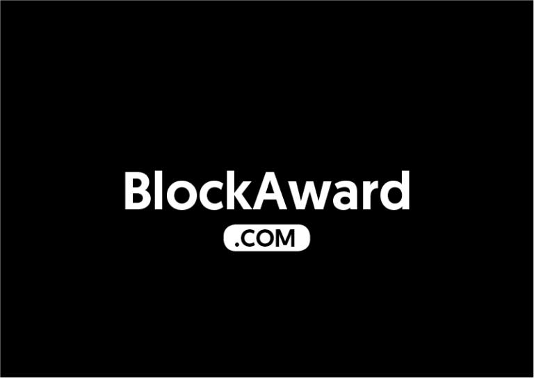 BlockAward.com is for sale