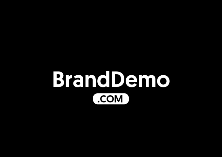 BrandDemo.com is for sale
