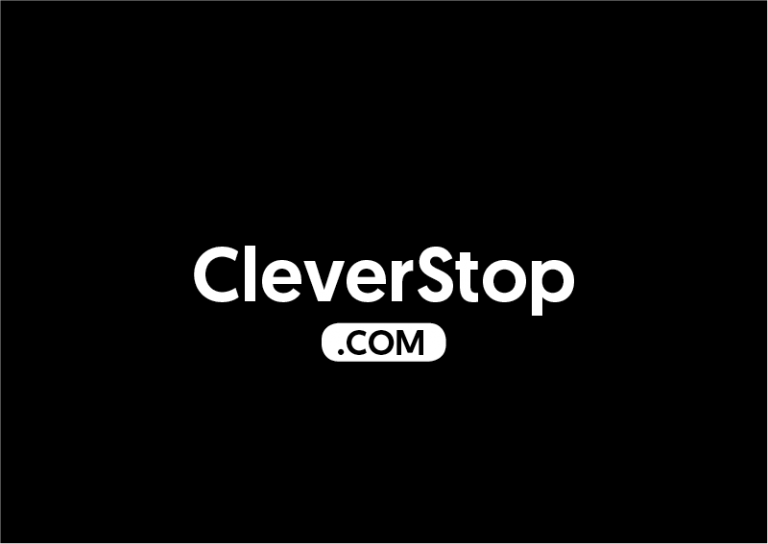 CleverStop.com is for sale
