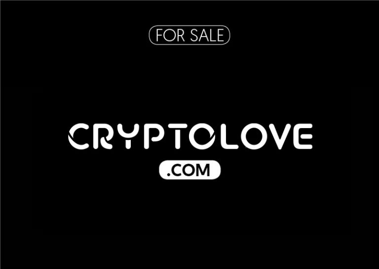 CryptoLove.com is for sale