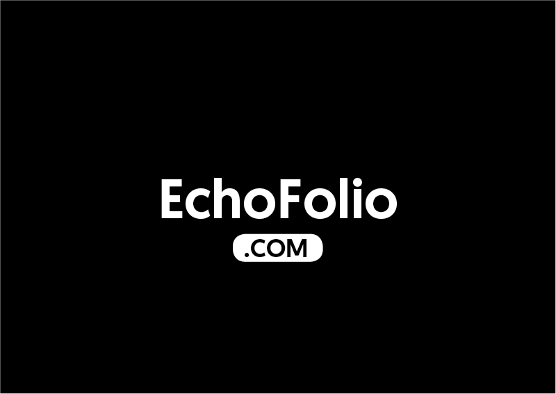 EchoFolio.com is for sale