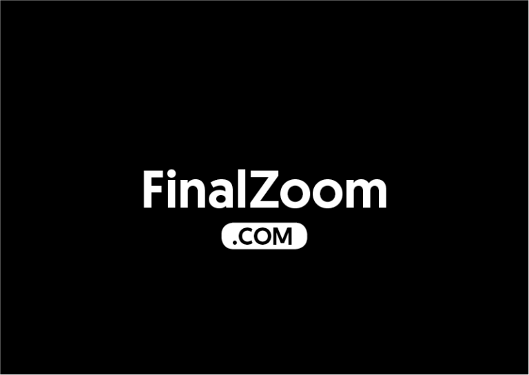 FinalZoom.com is for sale