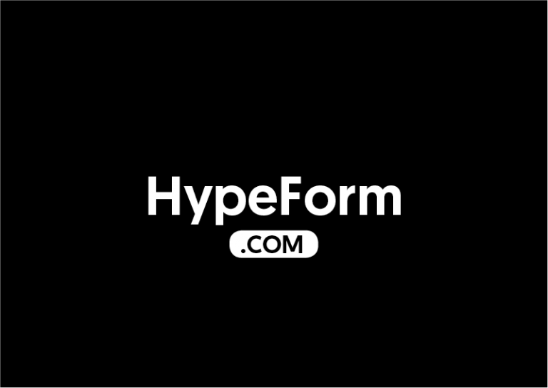 HypeForm.com is for sale