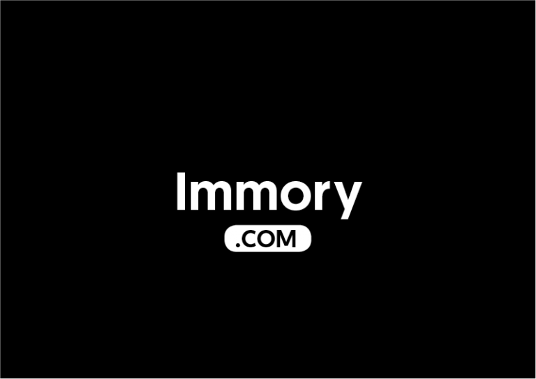 Immory.com is for sale