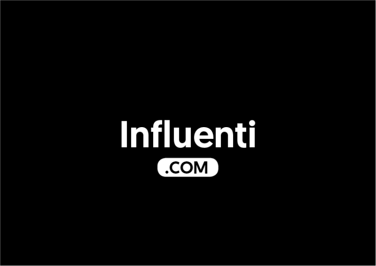 Influenti.com is for sale