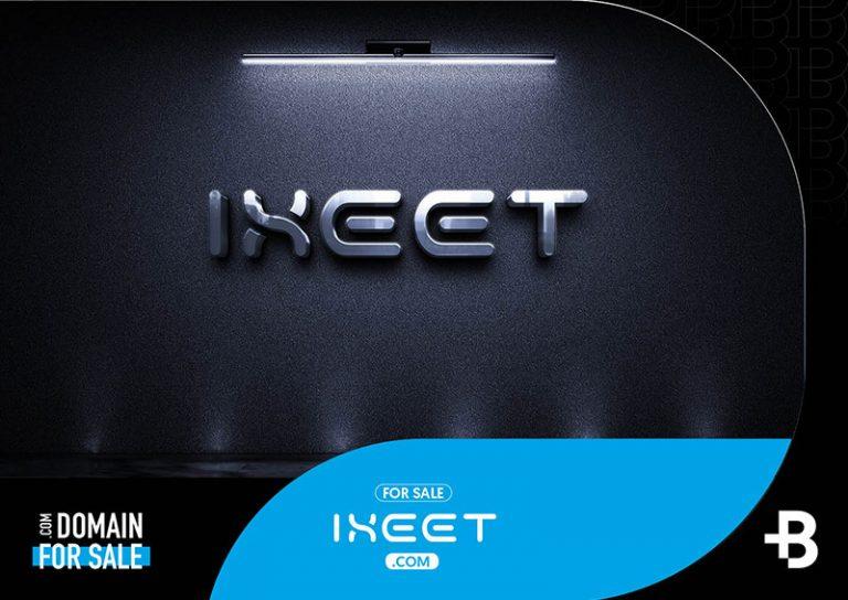 Ixeet.com is for sale