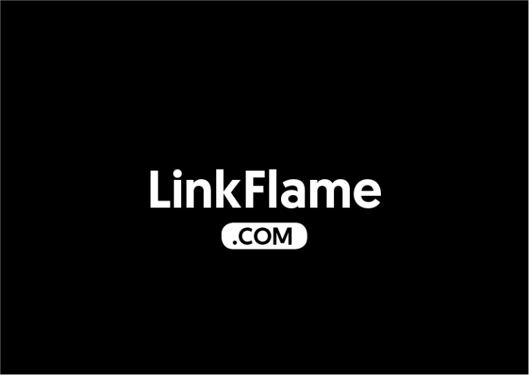 LinkFlame.com is for sale