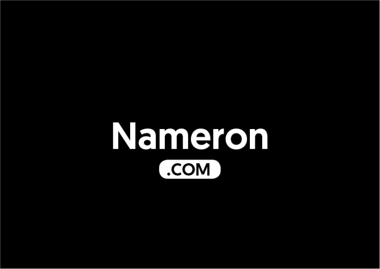 Nameron.com is for sale