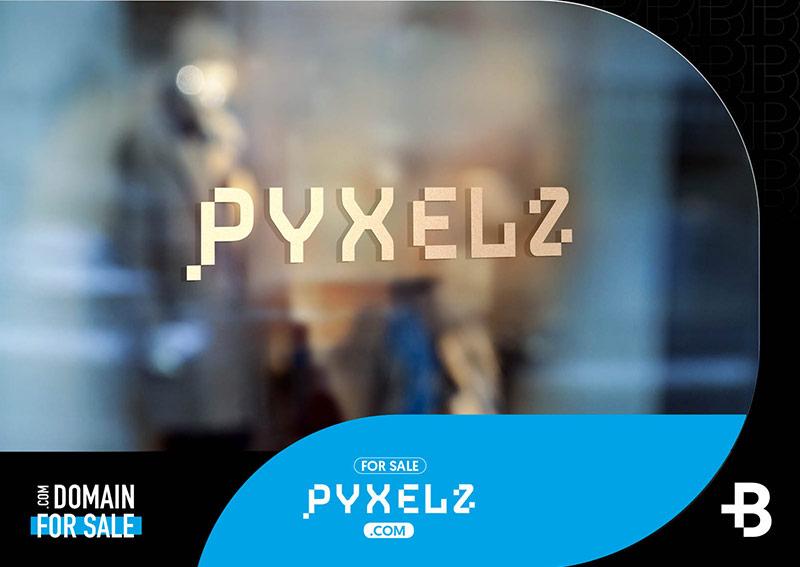 Pyxelz.com is for sale