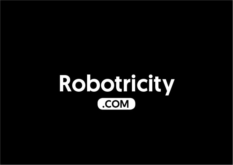 Robotricity.com is for sale