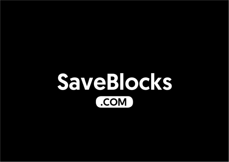 SaveBlocks.com is for sale