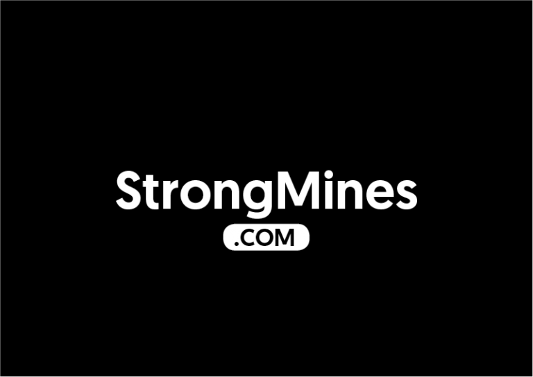 StrongMines.com is for sale
