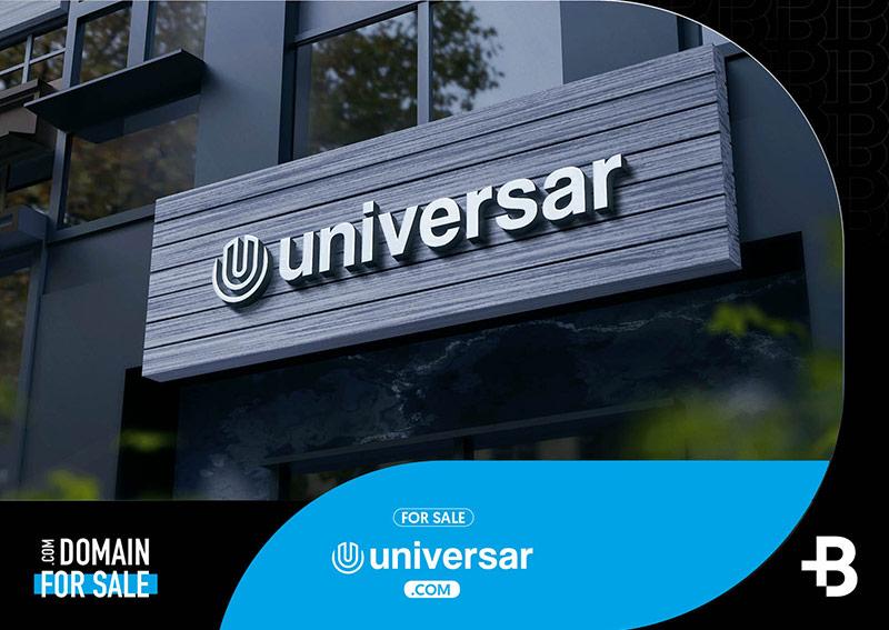 Universar.com is for sale