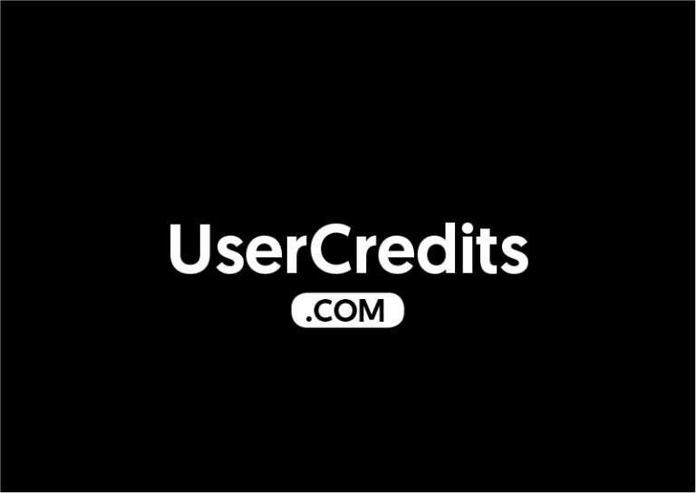 UserCredits.com is for sale