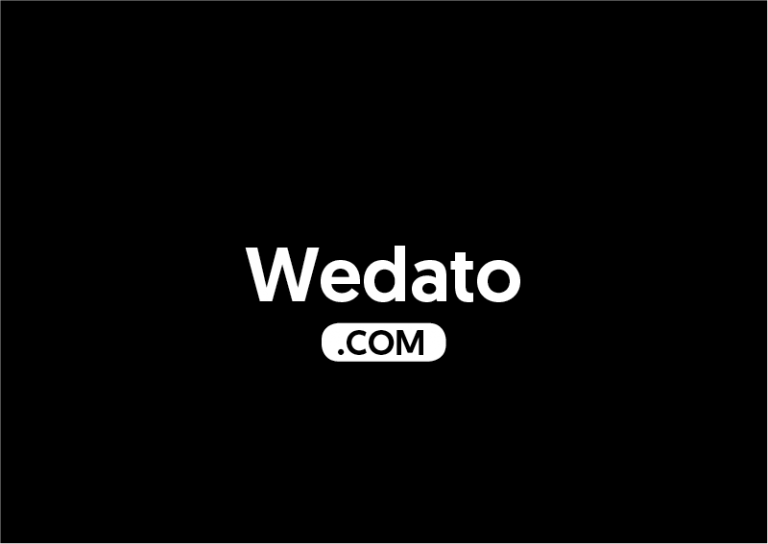 Wedato.com is for sale
