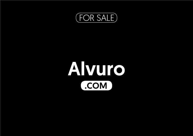Alvuro.com is for sale