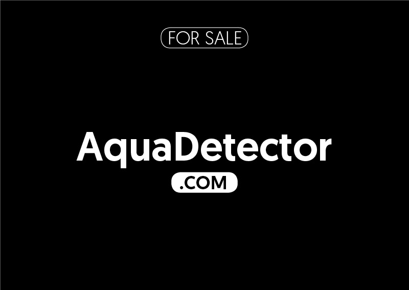 AquaDetector.com is for sale