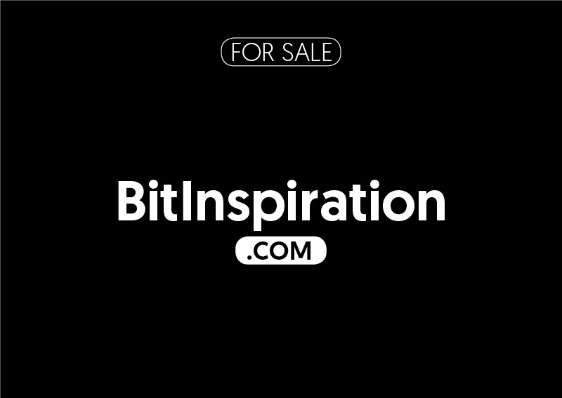 BitInspiration.com is for sale