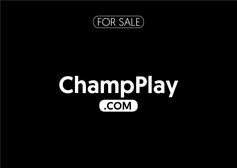 ChampPlay.com is for sale