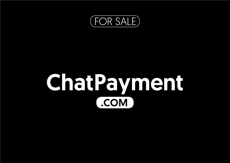 ChatPayment.com is for sale