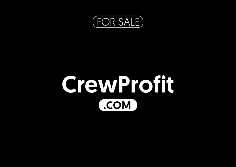 CrewProfit.com is for sale