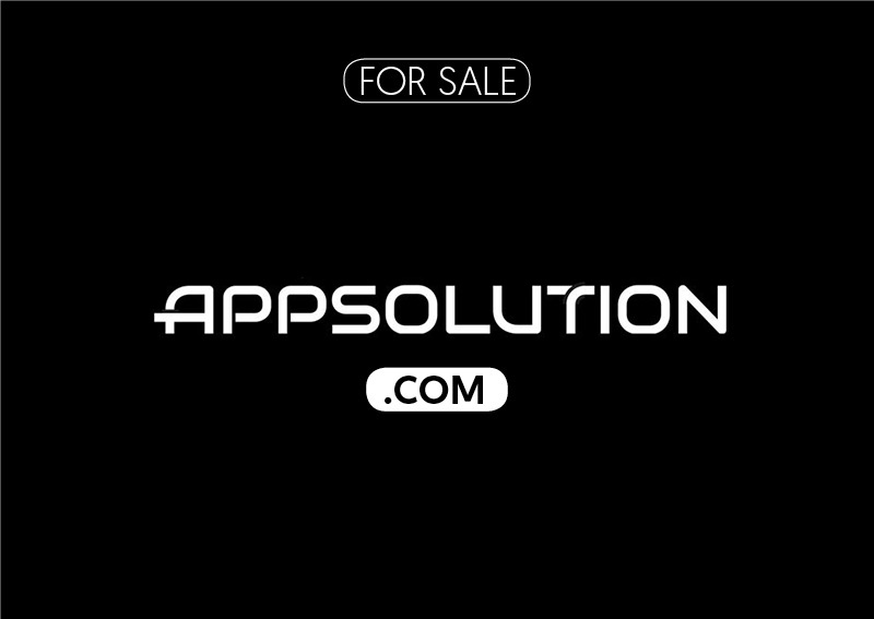AppSolution.com is for sale