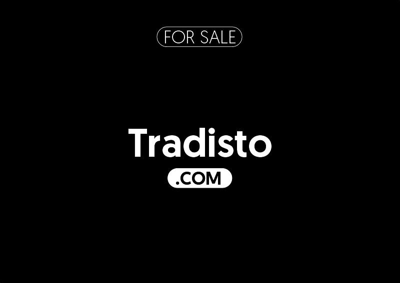 Tradisto.com is for sale
